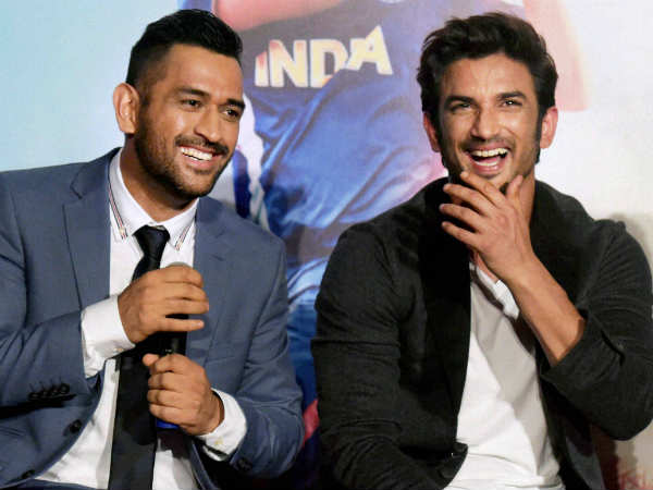 Mahendra Singh Dhoni went quiet for '20 minutes' after watching his biopic