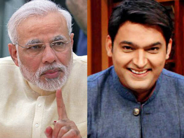 PM Narendra Modi's apt reply to Kapil Sharma and people like him – Must Watch