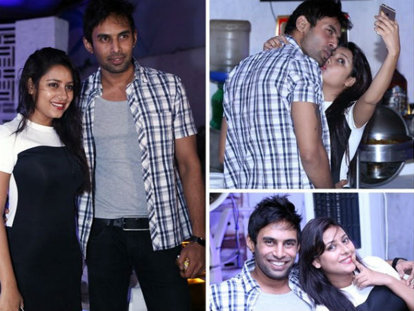 Pratyusha Banerjee's boyfriend Rahul Raj Singh booked for molestation