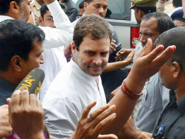 Rahul to hold Khad Chaupal in Uttar Pradesh during his road show
