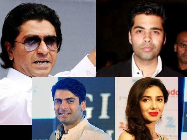 Banning Pakistani artists not a solution: Karan Johar on MNS threat