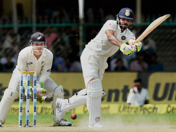 ​Ravindra Jadeja celebrates Test fifty like a warrior, see video