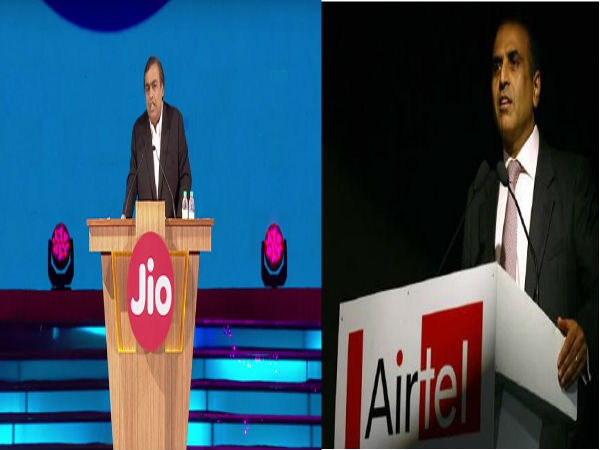 Reliance Jio again hits out at Bharti Airtel