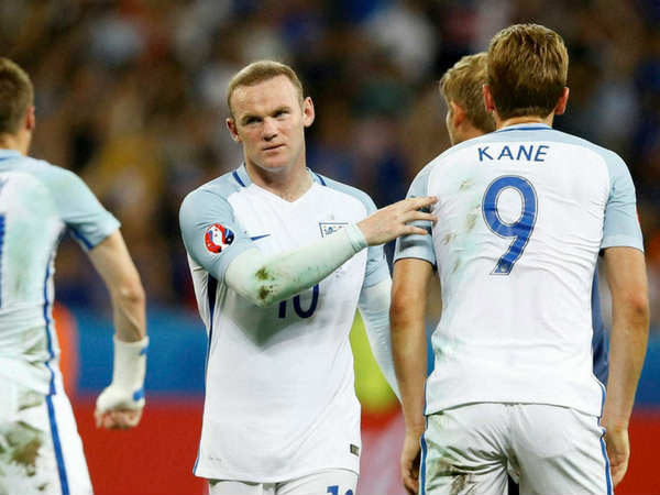 England football team captain Wayne Rooney to quit internationals after 2018 World Cup.