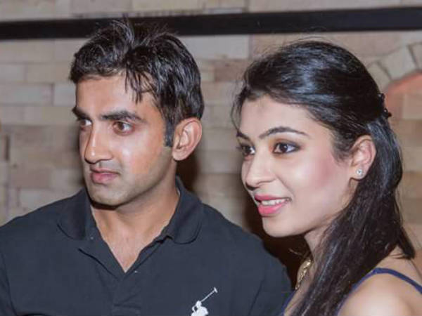 Gautam is very Lazy Man said his wife Natasha Gambhir