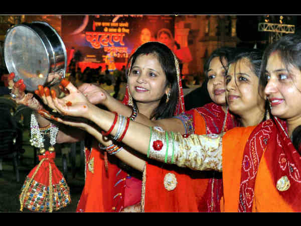 Karwa Chauth or Karva Chauth Vrat : Muhurut and Pooja Time