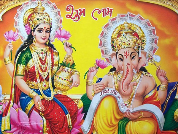 Why Lakshmi & Ganesha Are Worshipped Together