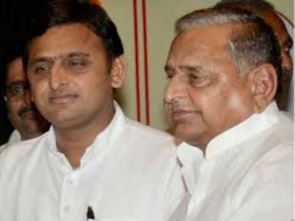 Akhilesh Yadav Dares Father Mulayam Singh, Sacks Uncle Shivpal