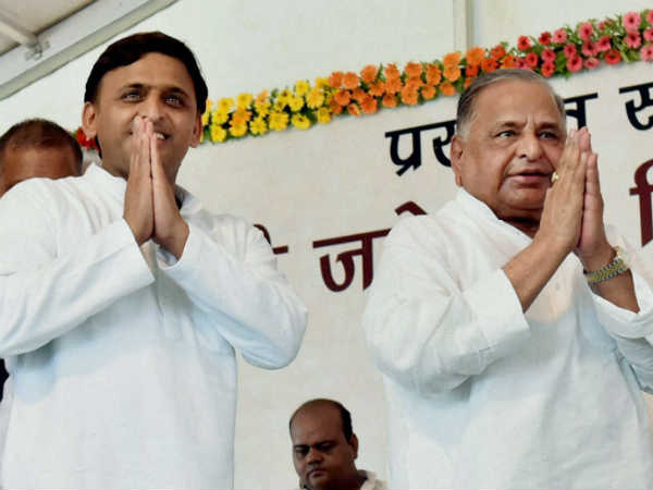 Akhilesh Yadav has only one way now, to defy party rules