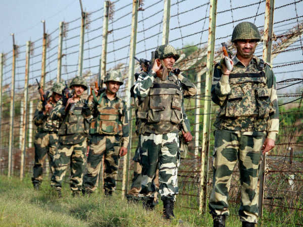No exchange of sweets between BSF and Pakistani Rangers this Diwali