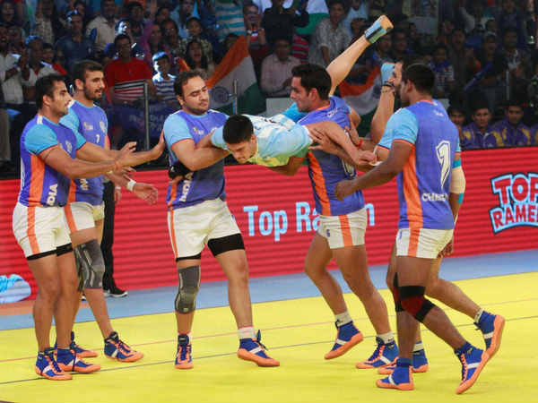 Kabadi Worldcup 2016 update: india beats england by 69-18 and enters into semifinals