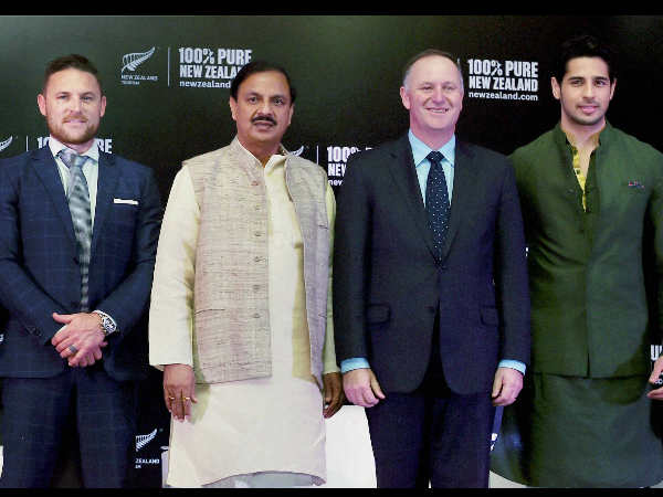 Mahesh Sharma addresses New Zealand PM as 'McCullum' at tourism event