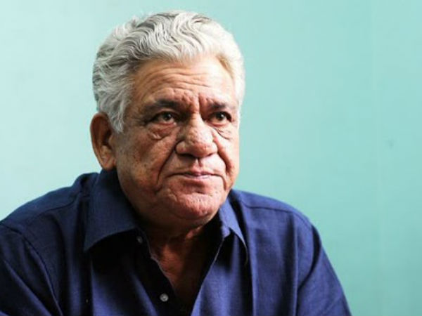 I'm guilty and should be punished: Om Puri apologises for comments on army