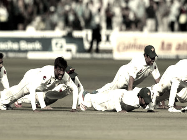 No push-ups celebrations for Pakistan anymore: PCB