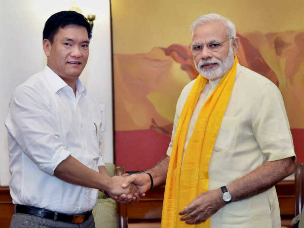 BJP To Join Government In Arunachal Pradesh, Month After Congress Exit