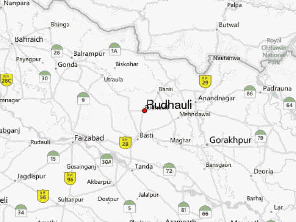 Know your constituencies Rudhauli