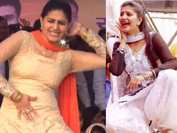 sapna chaudhary viral videos