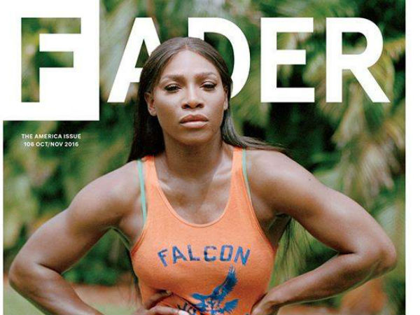 Serena Williams Poses For New Edition Of Fader Magazine: Its really bold