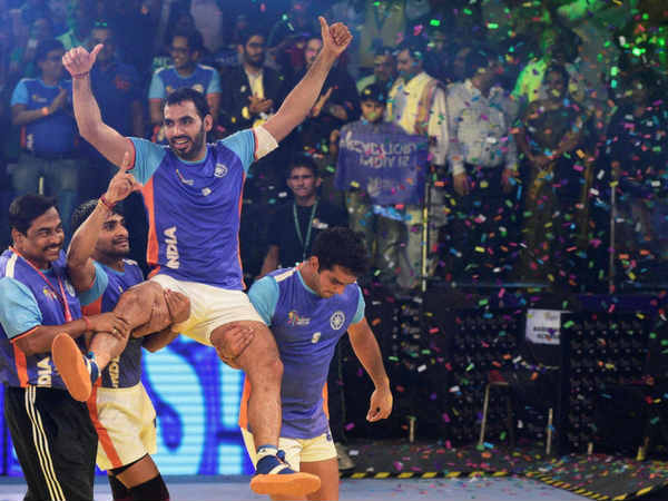 Kabaddi World Cup win: Twitter wishes team abuzz of celebrities