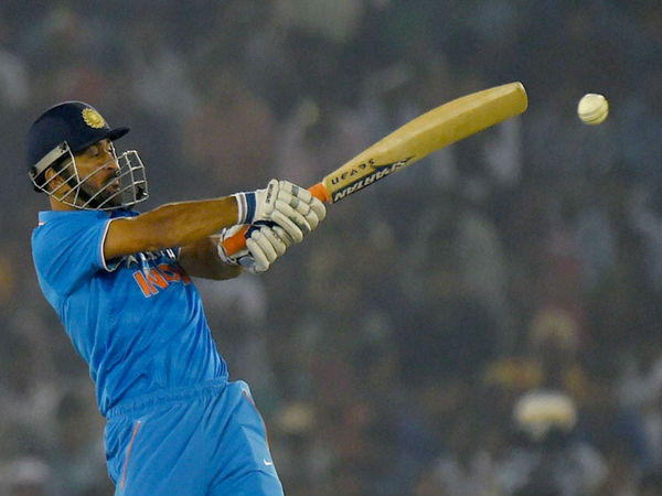 Mahendra Singh Dhoni steps down as captain of the Indian Cricket team