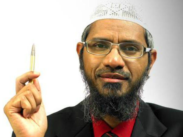 Fearing arrest, Zakir Naik skips father's funeral in Mumbai