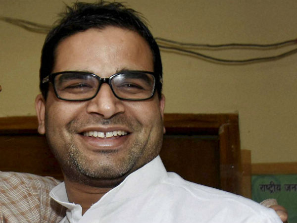 prashant kishore challenges lalu to come in front or media and then talk about alliance offers