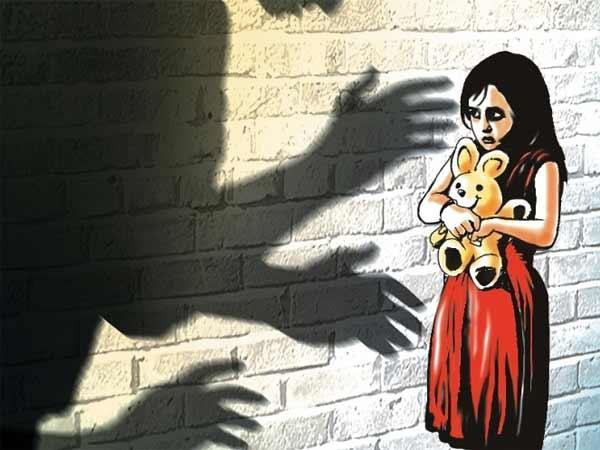 After Murder Five Year Old Girl Tension In Ghaziabad