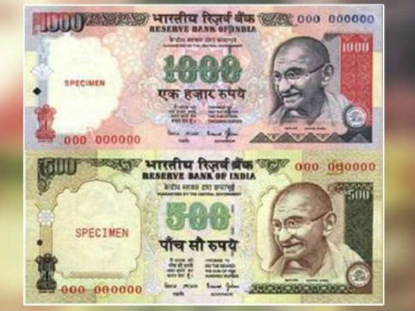 What will RBI do with the old Rs 500, 1,000 notes