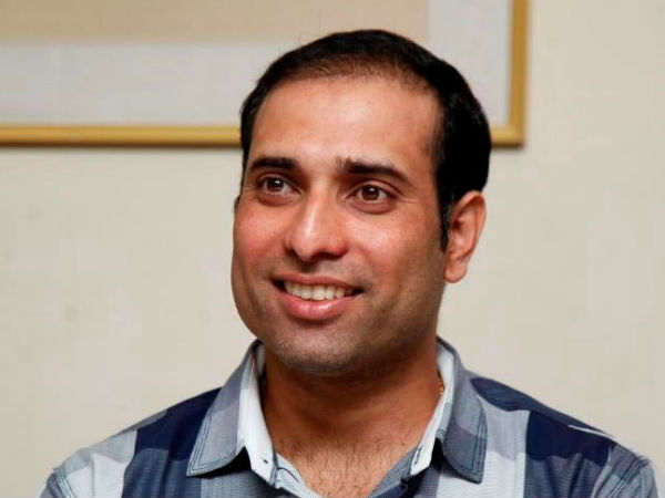 Virender Sehwag's 'Sholay' wishes to birthday-boy VVS Laxman