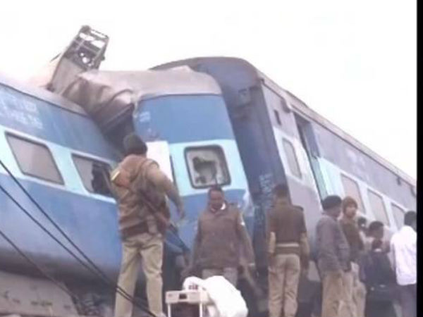 Patna-Indore express derailed: Enquiry team will start investigation for cause of accident said Supresh Prabhu