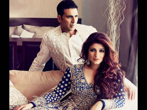 Twinkle Khanna's mother Dimple Kapadia thought Akshay Kumar was gay!