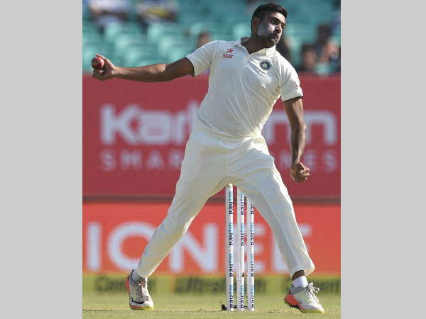 Ashwin has done 'exceptional job', says coach Anil Kumble