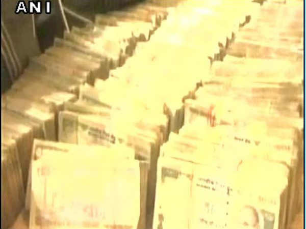 Crime Investigation department of Police seized Rs 2 crore while conducting checks in Palwal