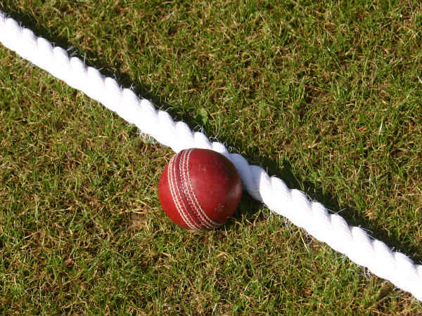 Ranji Trophy: Cricketer taken to hospital after being hit on the head