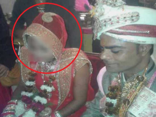 Bride robbed Groom's house at first night of marriage