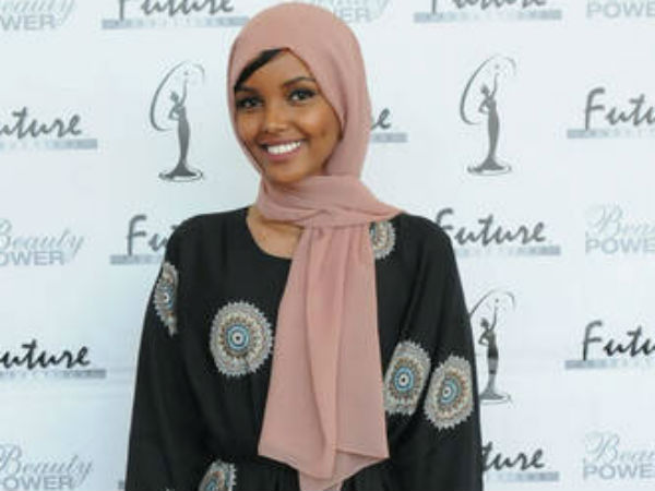 Halima Aden: Somali-American teenager is first contestant to wear hijab, burkini in Miss Minnesota USA Pageant