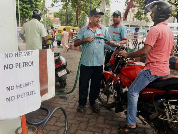 Petrol price increased by Rs. 0.42/litre, diesel prices raised by Rs. 1.03/litre.