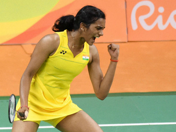 P.V. Sindhu says Rio medal is career's starting point