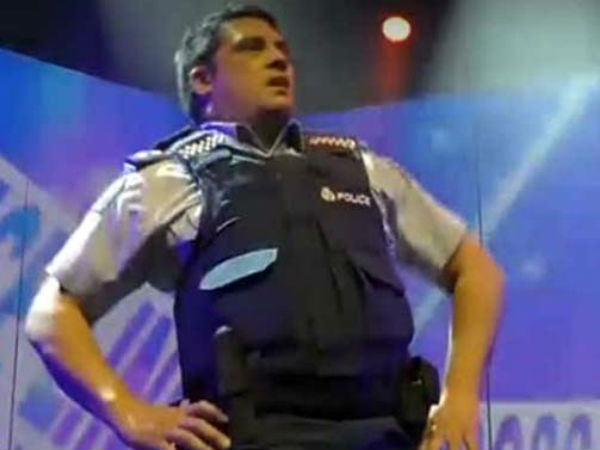 Viral Video: These Kiwi Cops Dancing To Salman Songs Is Just Brilliant!