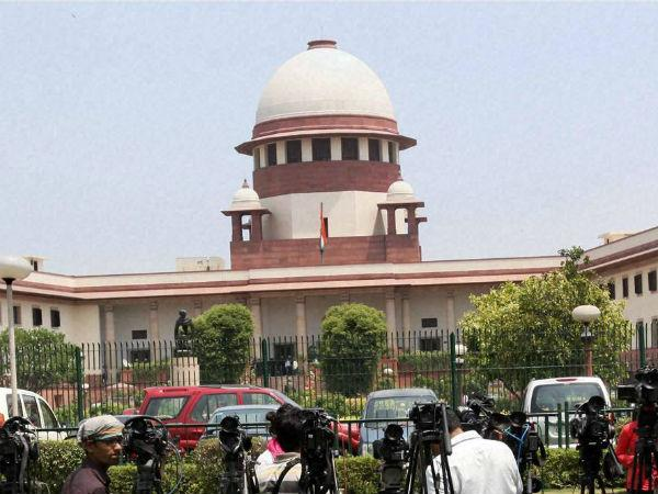 SC criticises govt for delay in appointing lokpal