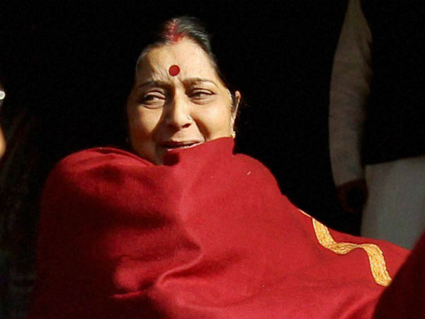 sushma swaraj twitter handle become helpful for people across the world