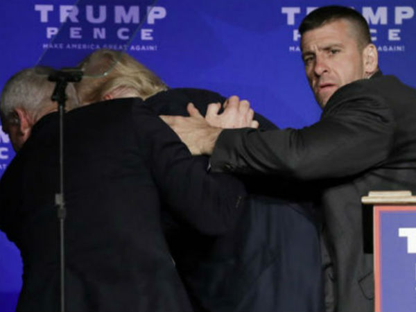 Donald Trump Rushed Off Stage After Major Security Alert at Nevada Rally