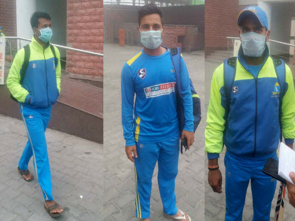 Ranji Trophy delhi match: Bengal-Gujarat match cancelled due to pollution smog
