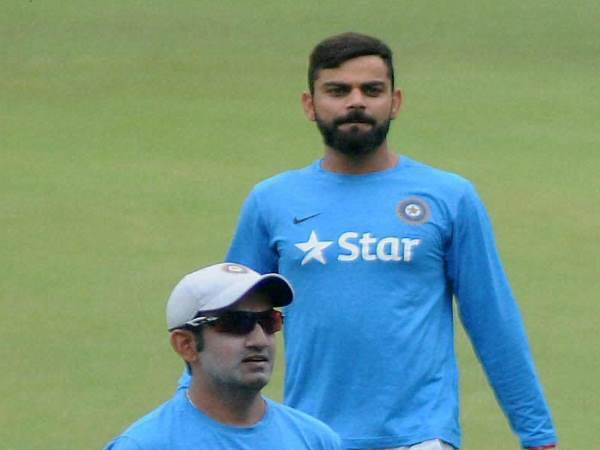 Visakhapatnam Test: Virat Kohli is ready for James Anderson