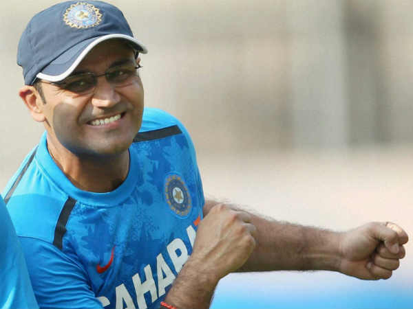When Virender Sehwag stopped a Test to remember a song!