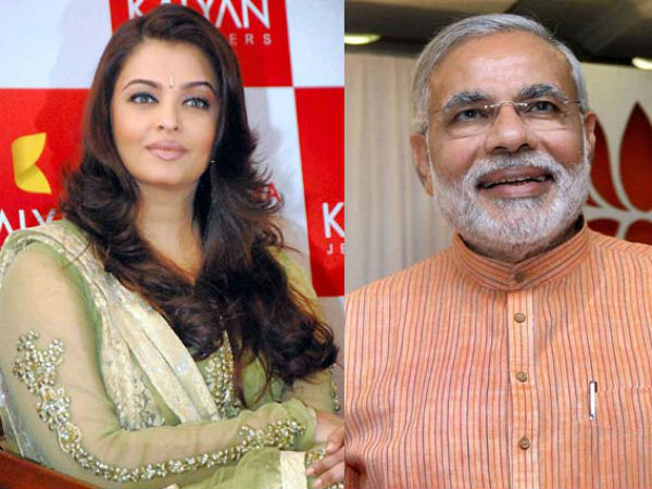 PM Narendra Modi Gets This Message From Aishwarya Rai Bachchan