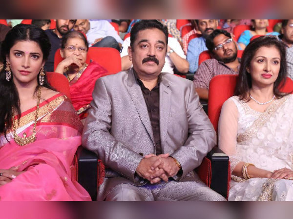 Kamal Hassan on his split with Gautami, why?