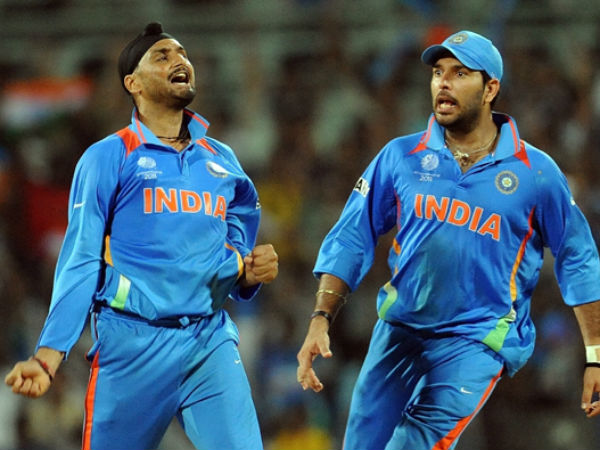 Get ready brother: Harbhajan Singh shows how he will dance at Yuvraj Singh's wedding