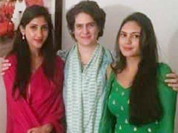 UP Assembly Election 2017: Aditi Singh daughter of Akhilesh Singh, is very brave