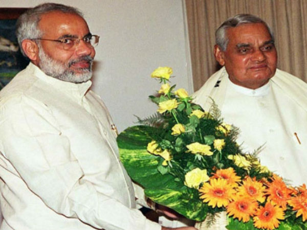 On Atal Bihari Vajpayee's birthday, PM Narendra Modi tweets video showing his 'simplicity'